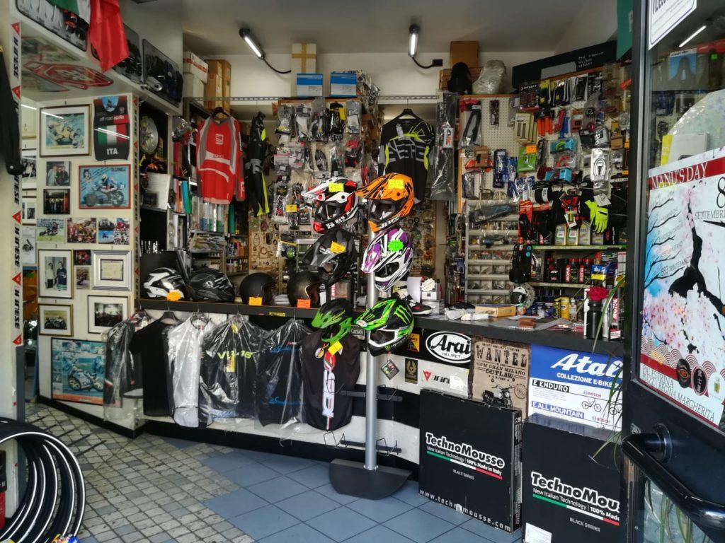 Libianchi Moto - ricambi, caschi e accessori per la tua bici e moto